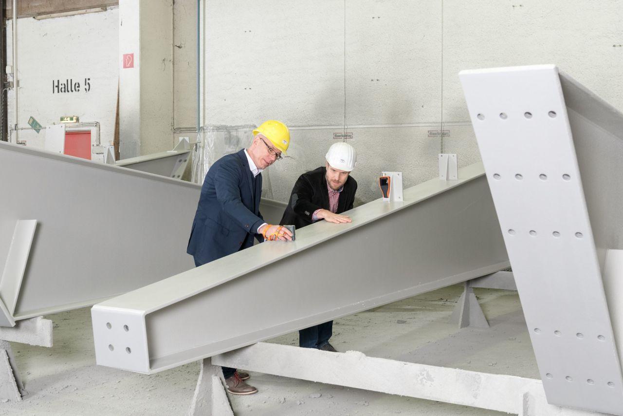 Industrial Coating: Sika Deutschland