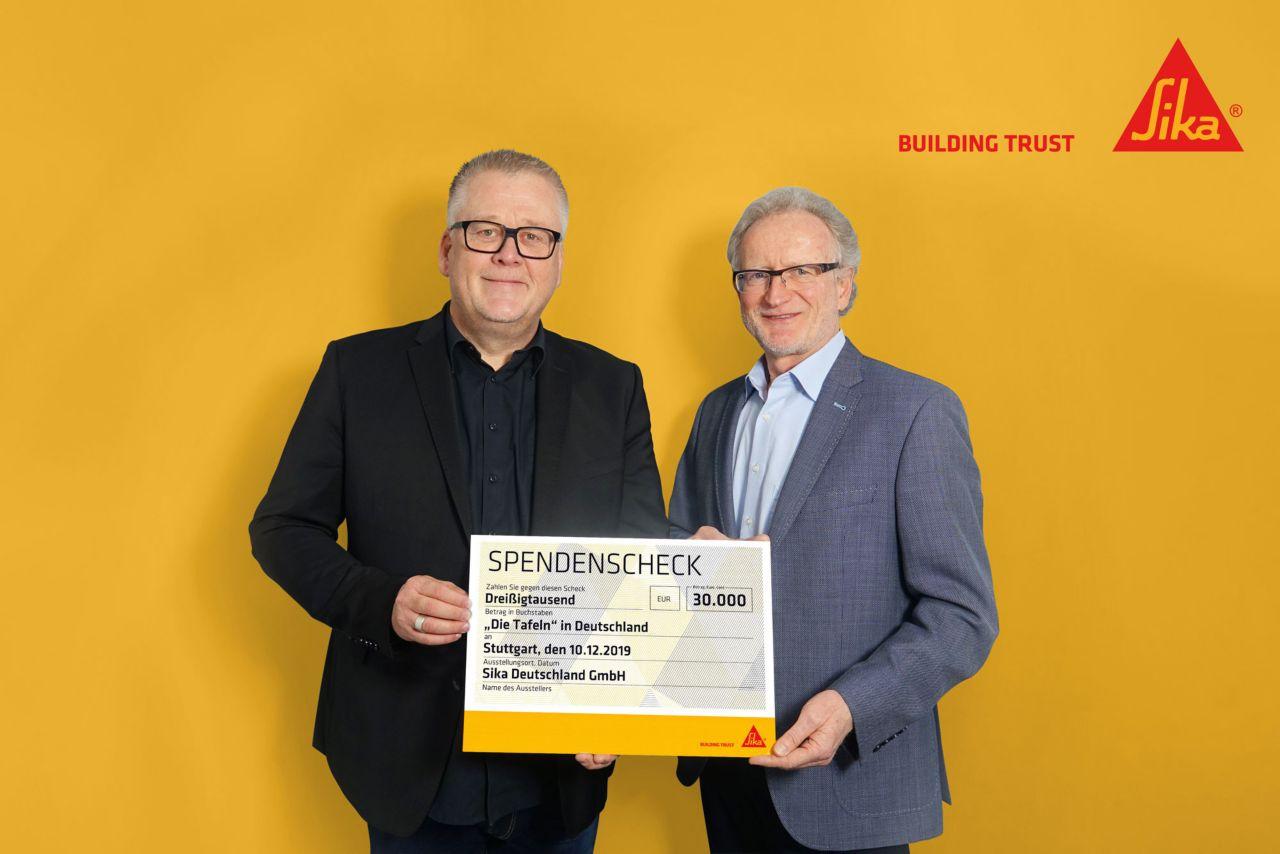 Spende Tafeln in Deutschland