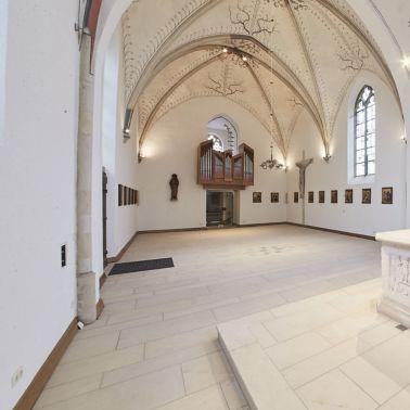 Sika Handel Bau: Autobahnkapelle Gescher