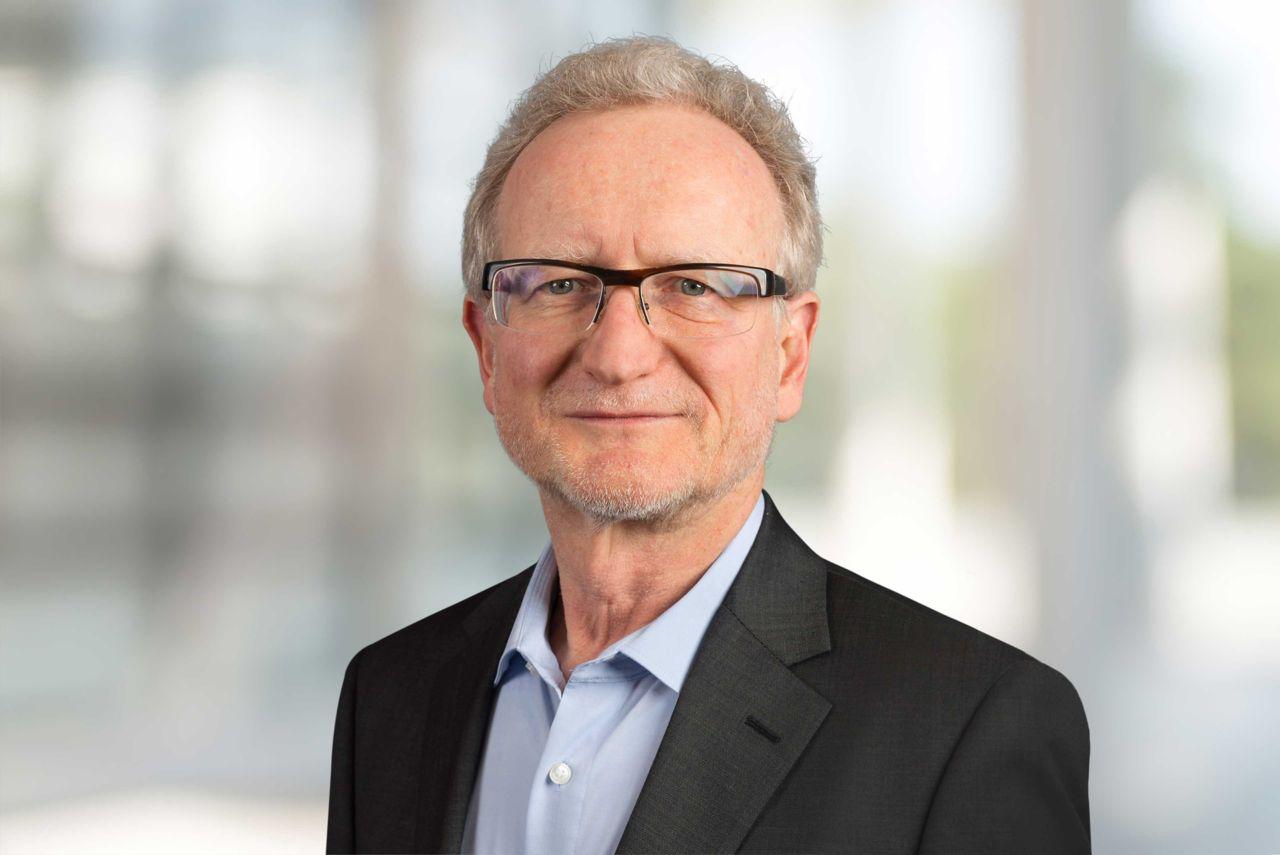 Portrait Geschäftsführer Joachim Straub