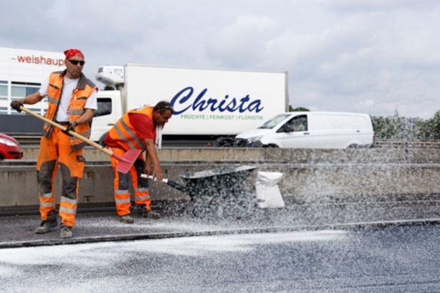 Waterproofing: Rudolf-Wissell-Brücke