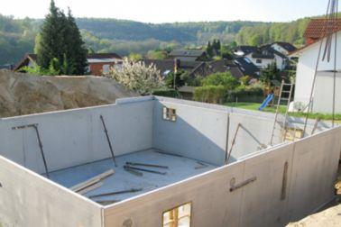 Abdichtung erdberührte Bauteile