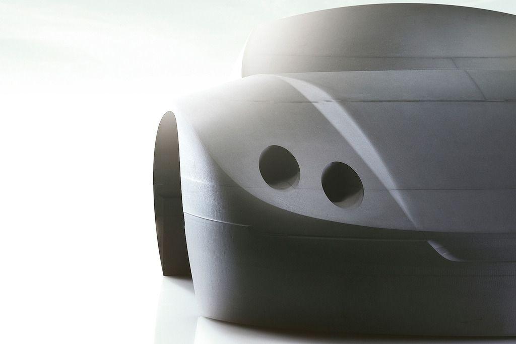 Modell eines Autos