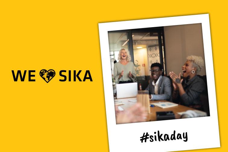 SikaDay Imagebild