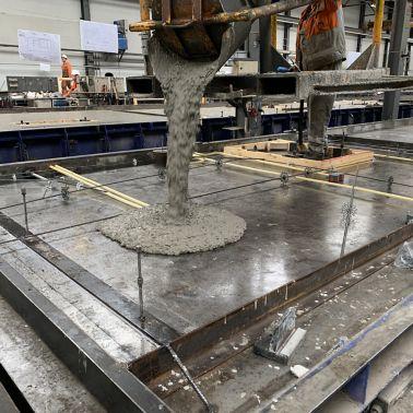 Concrete: Fiber Force Verarbeitung