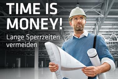 Flooring: Time is money