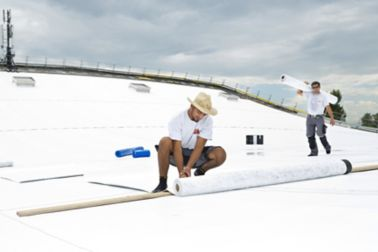 Geklebtes Dach AT