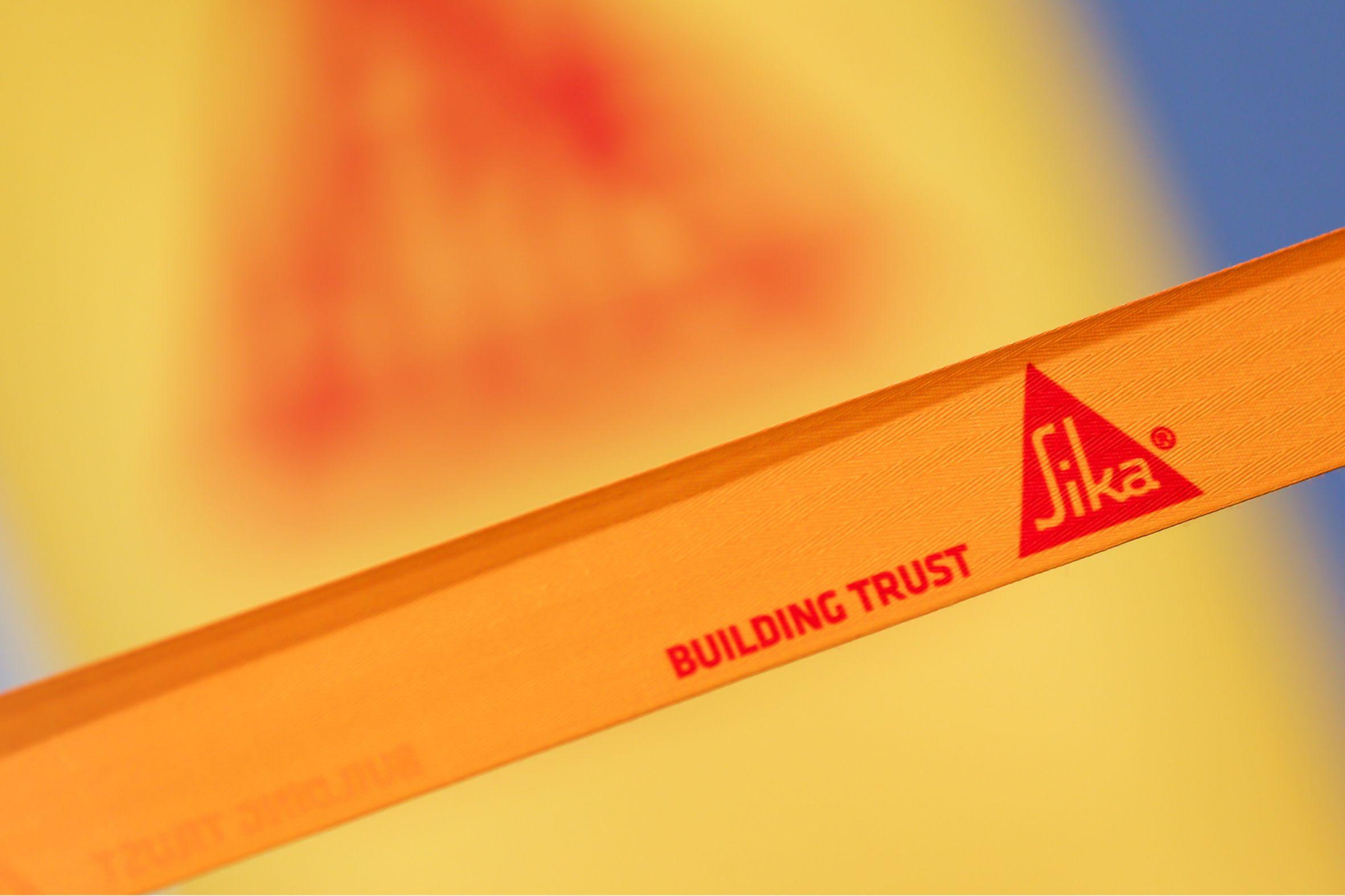 Sika Imagebild Building Trust
