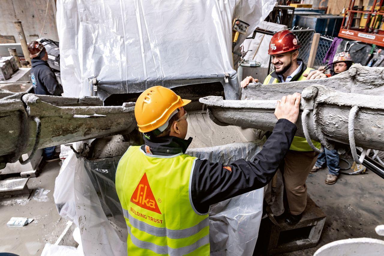 Productor de concreto premezclado