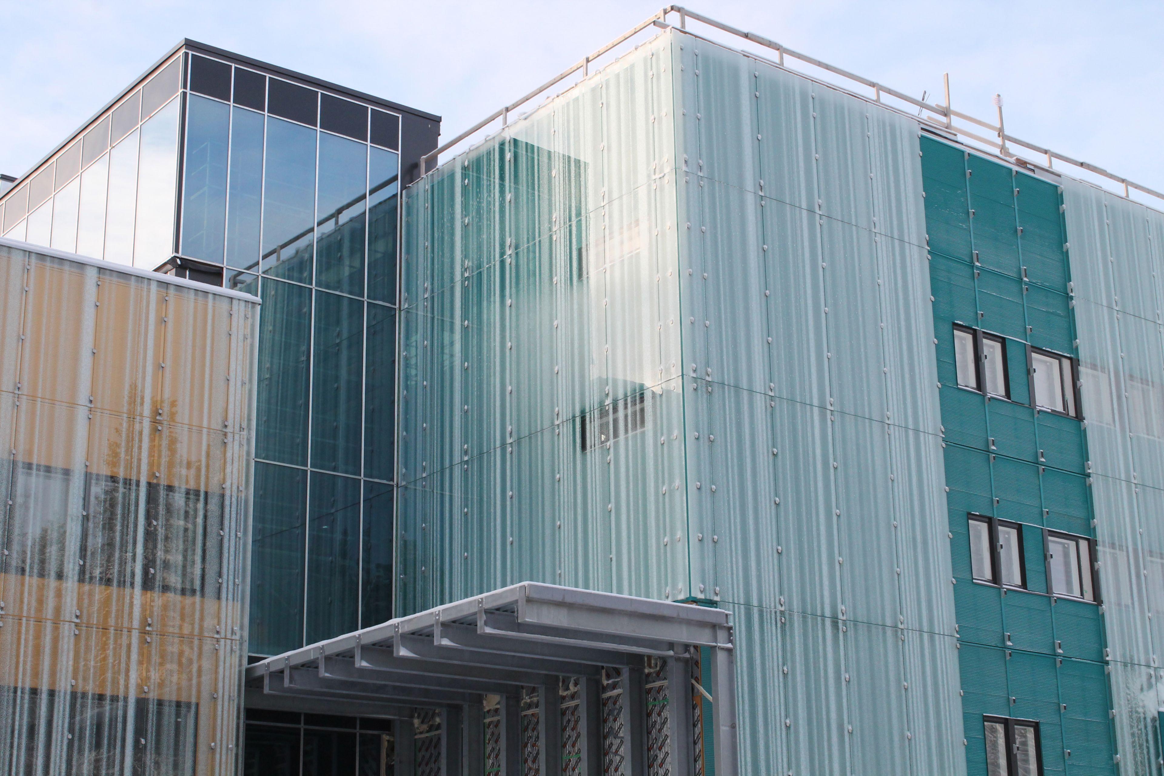 Arvo 2 -kampusrakennus Tampere