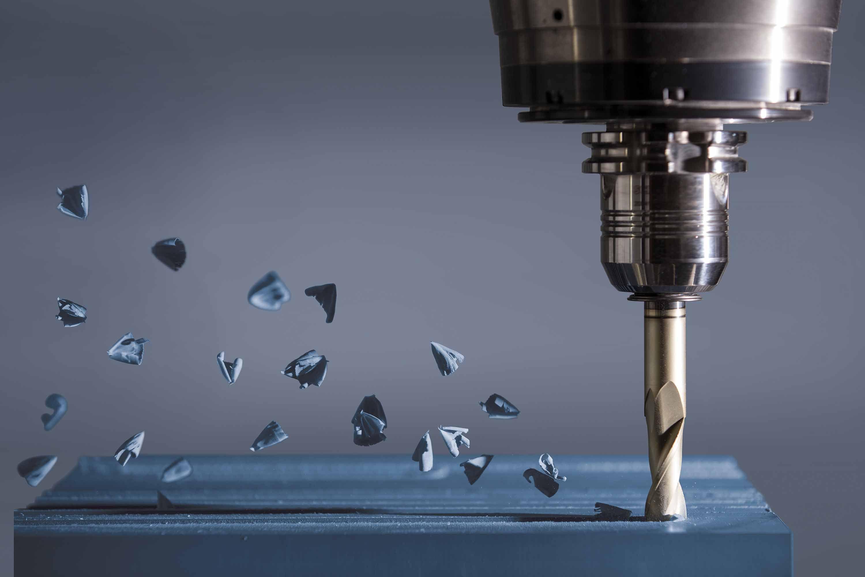 CNC milling of SikaBlock board material