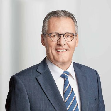 Chairman of Sika Board of Directors Paul Haelg