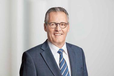 Chairman of Sika Board of Directors Paul Haelg