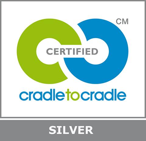 Cradle-to-cragle Silver distinction for Sarnafil AT