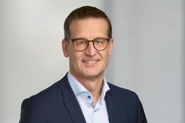 Sika Group Management CFO Adrian Widmer