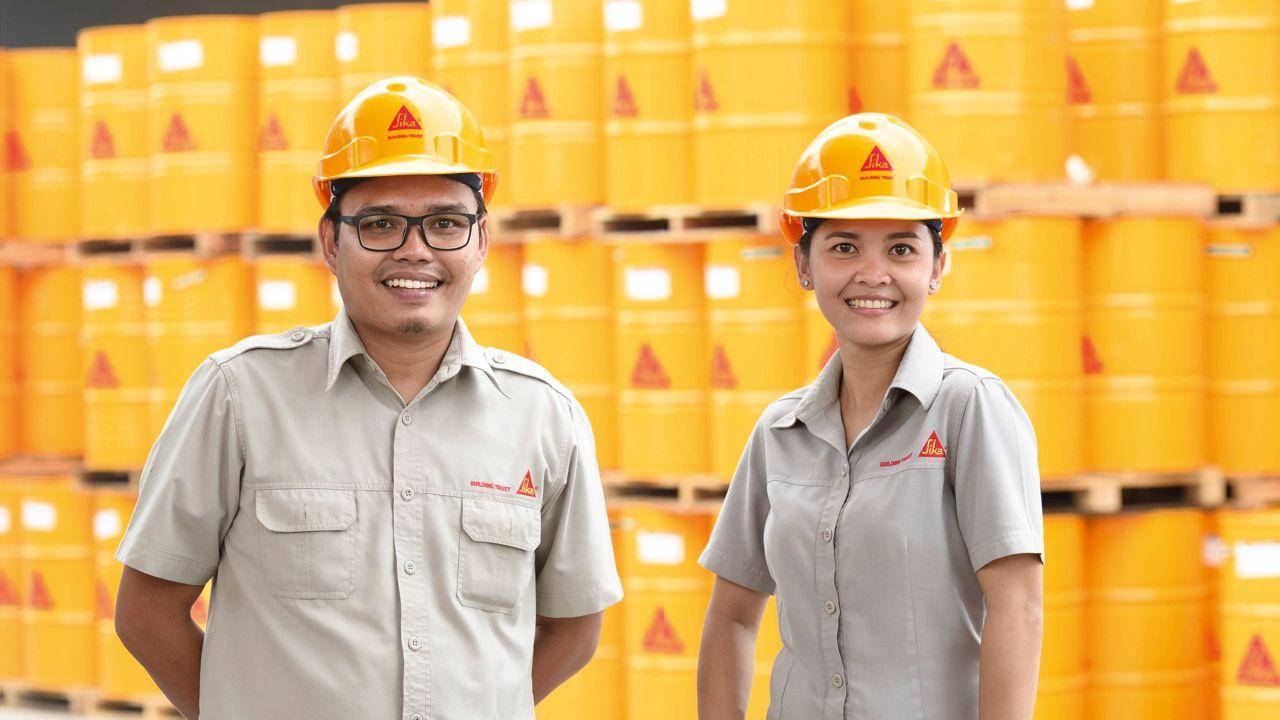 Sika Indonesia Team