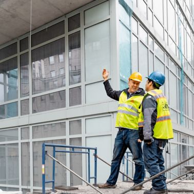 Sika sales team member Michael Winge focuses on refurbishment projects in the greater New York area