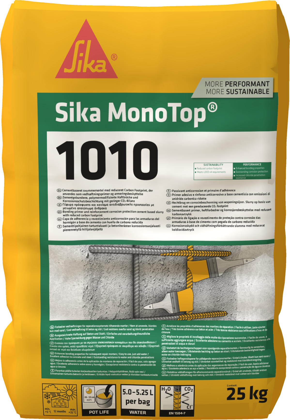 Sika MonoTop-1010