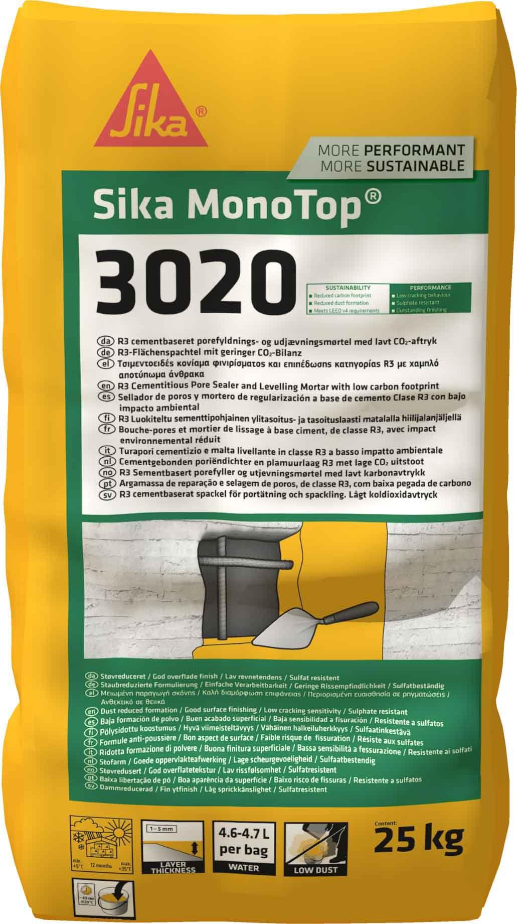 Sika Monotop 3020