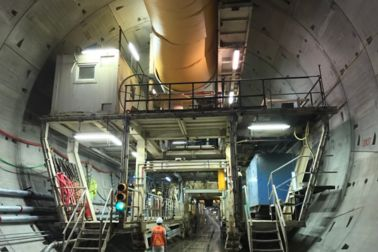Tunnel Boring Machine technologies