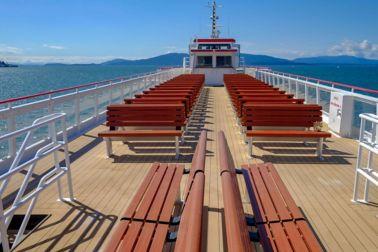 Sikafloor® Marine 595: Outside Deck