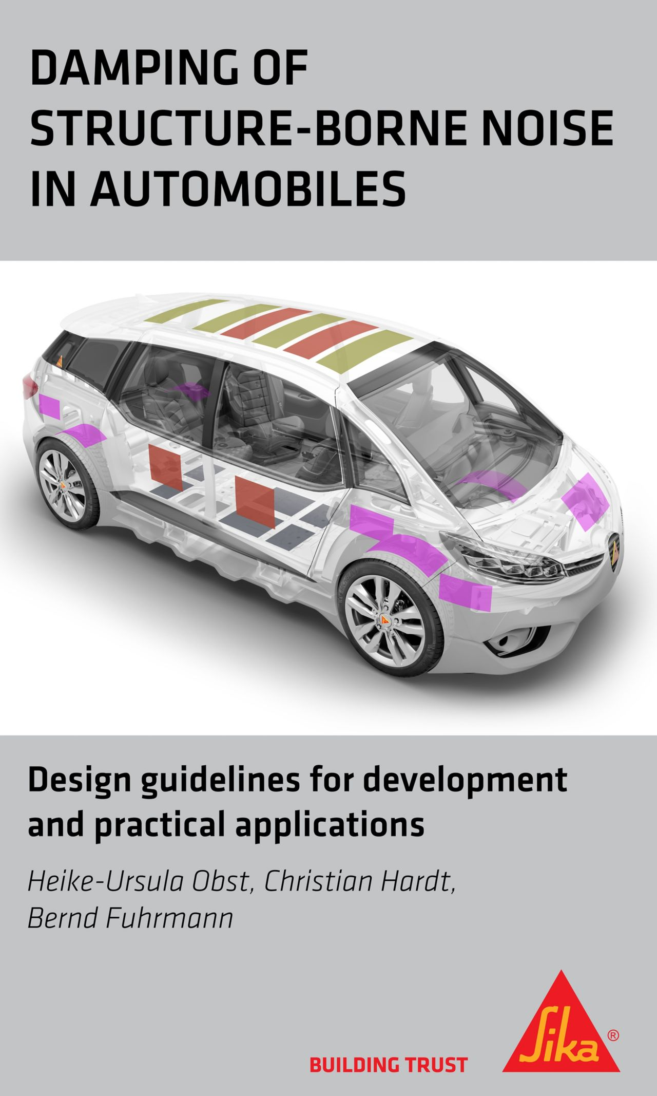 Damping of Structure-borne noise In automobiles E-Book