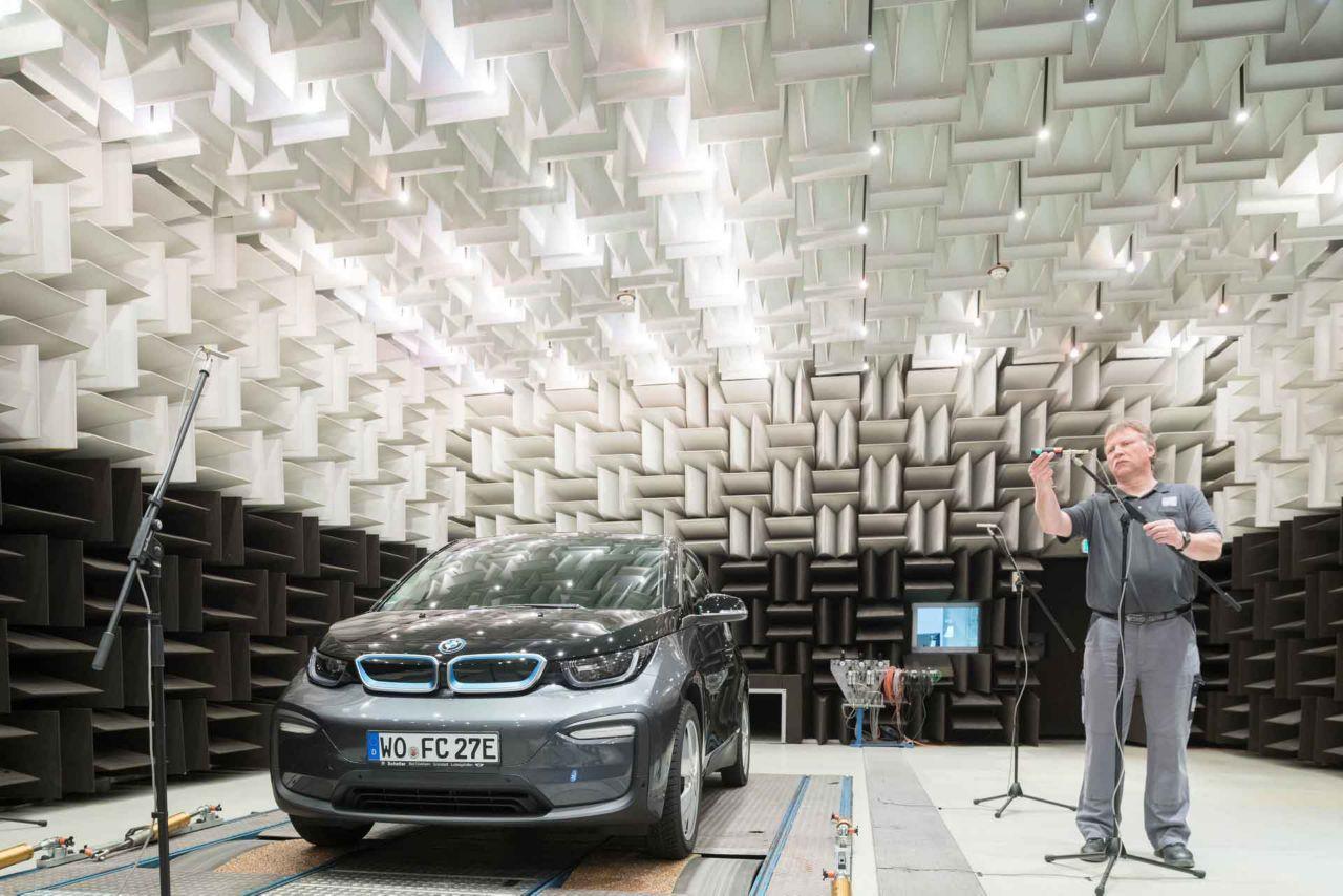 Full vehicle NVH Testing