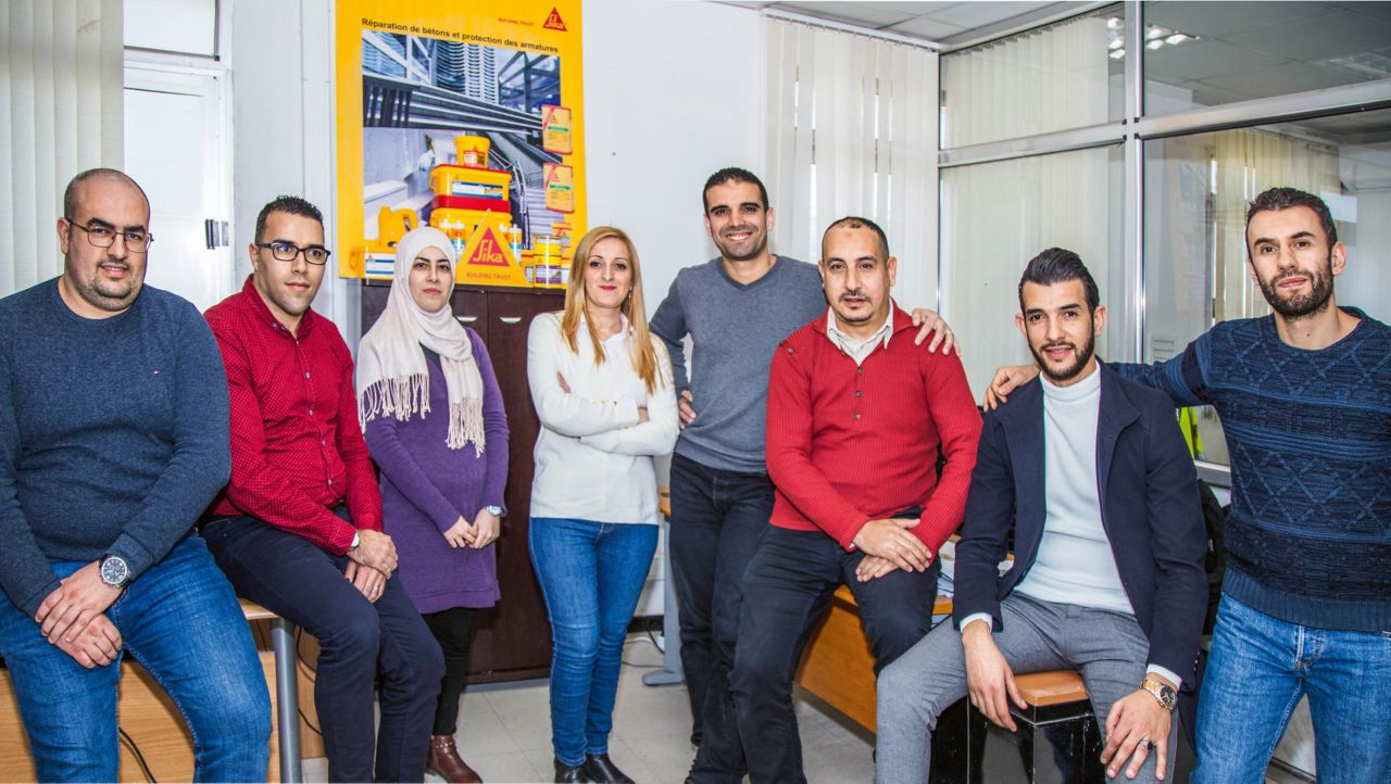 Sika Algeria – Team Supply Chain
