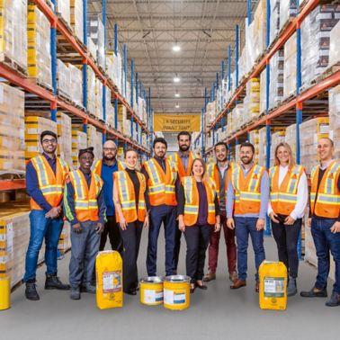 Team Sika Canada