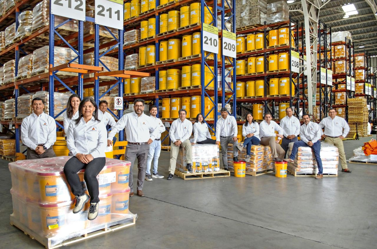 Sika Chile – Team Operations
