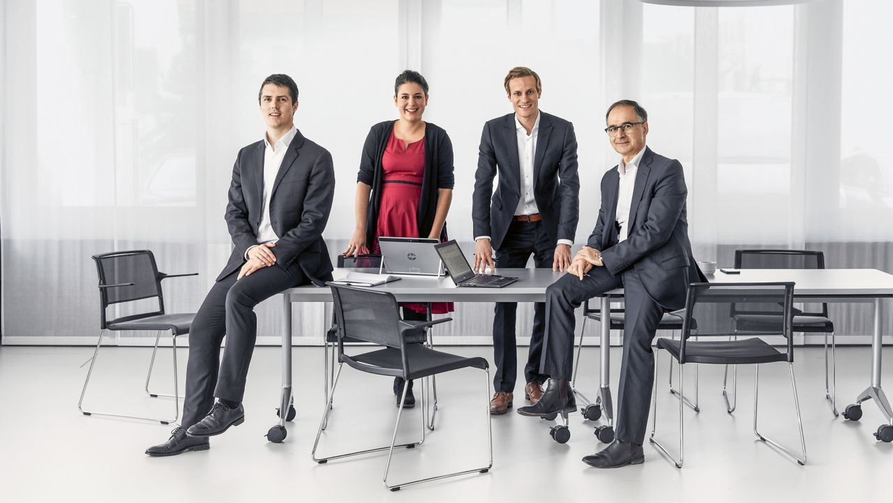 Sika Corporate – Team Integration Management Office