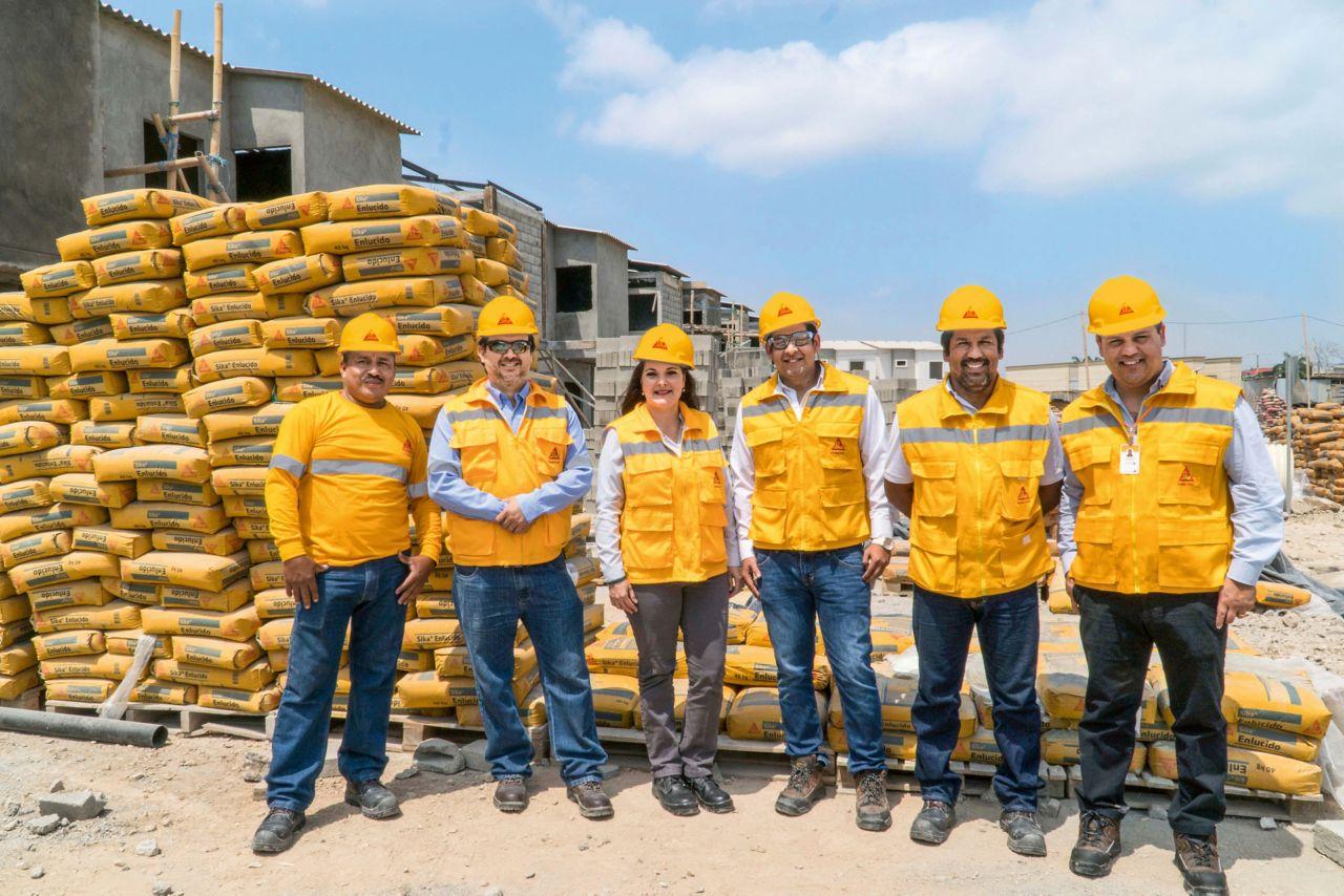 Team Sika Ecuador