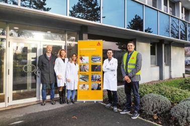 Sika France – Team Advanced Resins, Automotive, and Industry