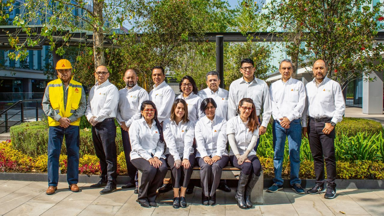 Sika Mexico – Team Specifications and Contractors Sales