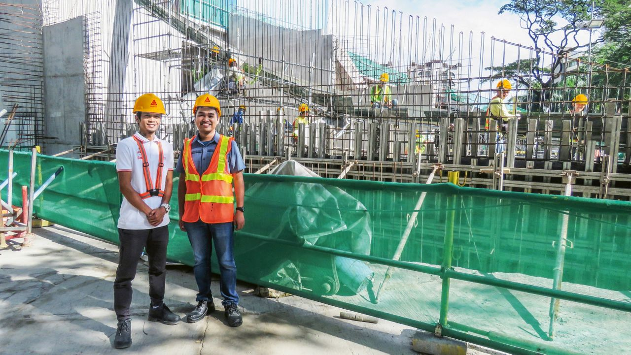 Sika Philippines – Technical Support Team