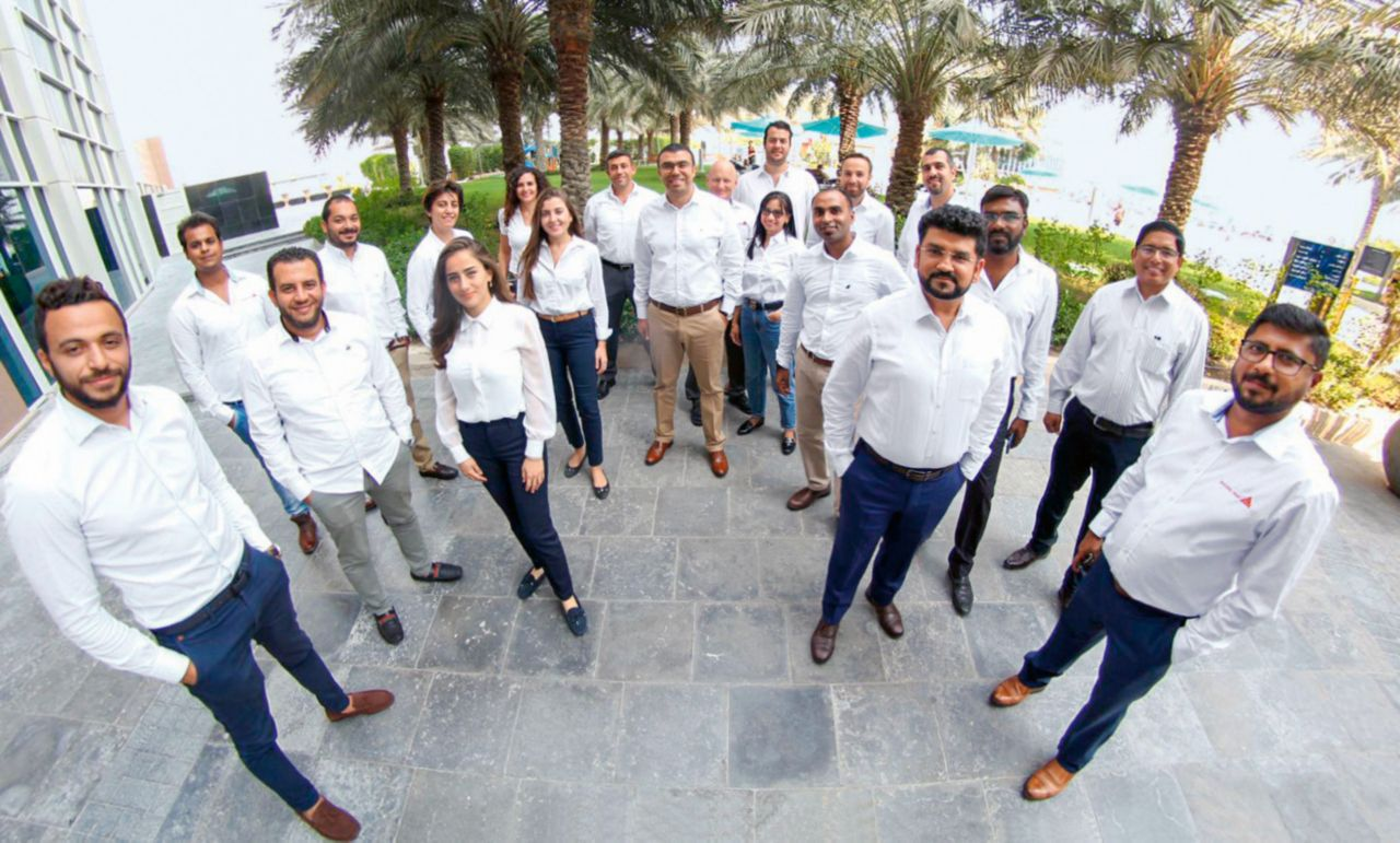 Sika Qatar – Team Sales and Management