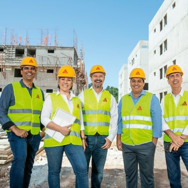 High-quality solutions for the social housing projects of the Brazilian construction group Direcional Engenharia