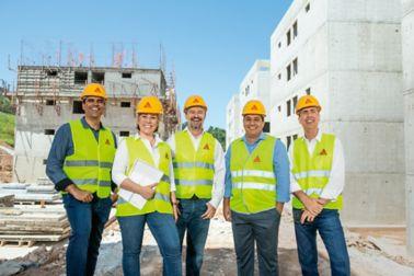 巴西建筑集团Direcional Engenharia为社会住房项目提供高质量的解决方案