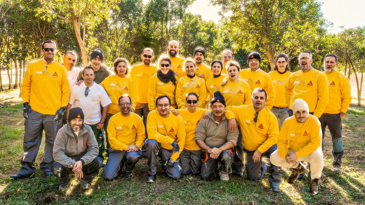 Social Engagement Team – Sika Spain