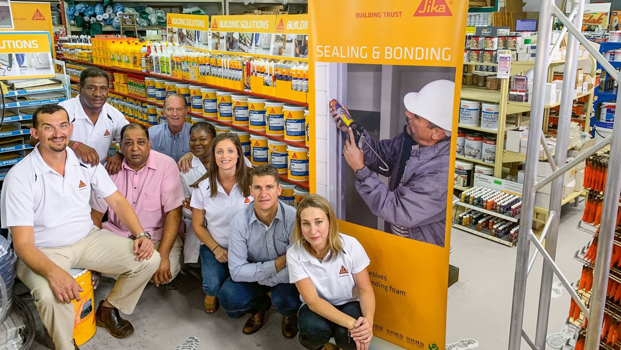 Team Sika South Africa