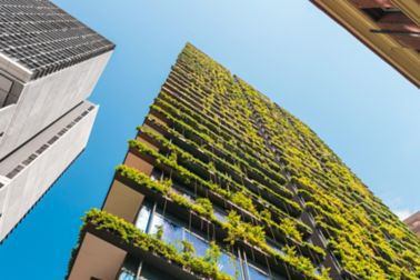 Green building as an example of sustinable soluttions