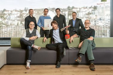 Sika wins Swiss Technology Award