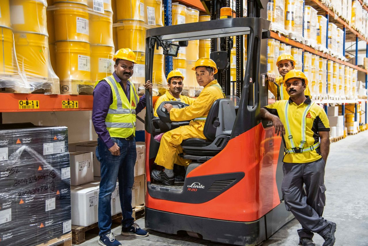 Sika UAE – Team Warehouse / Logistics