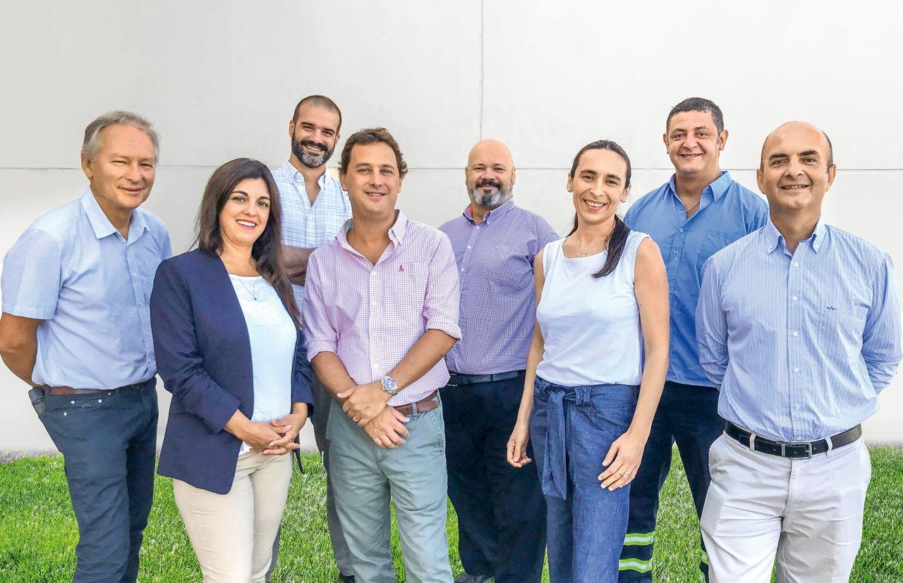 Team Sika Uruguay