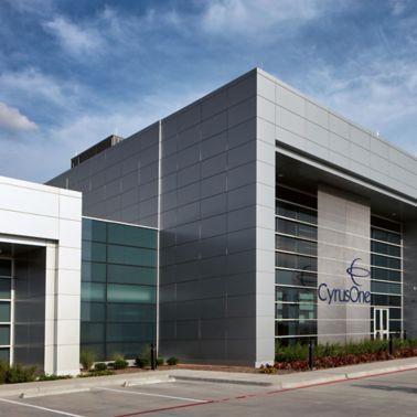 The CyrusOne data center in Allen, Texas