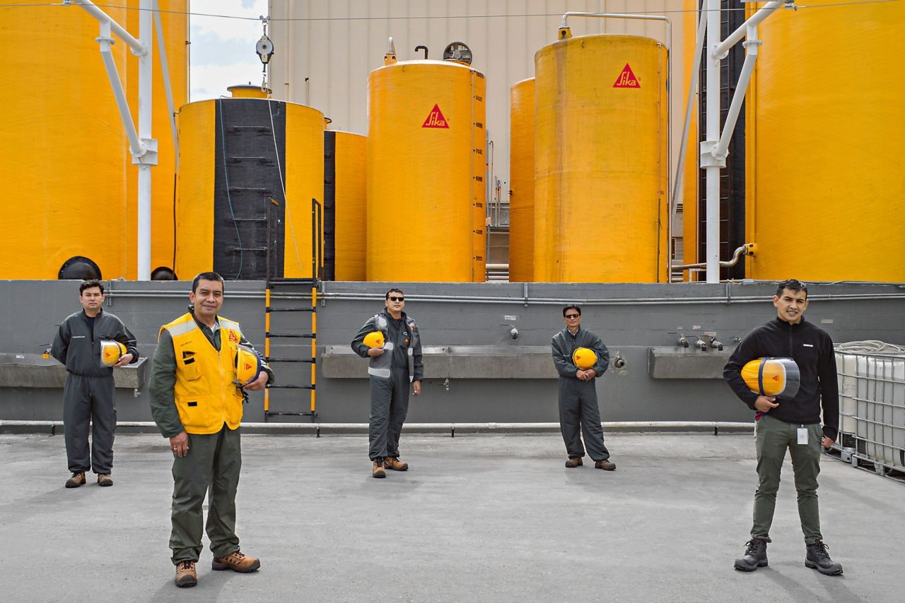 Team Sika Colombia