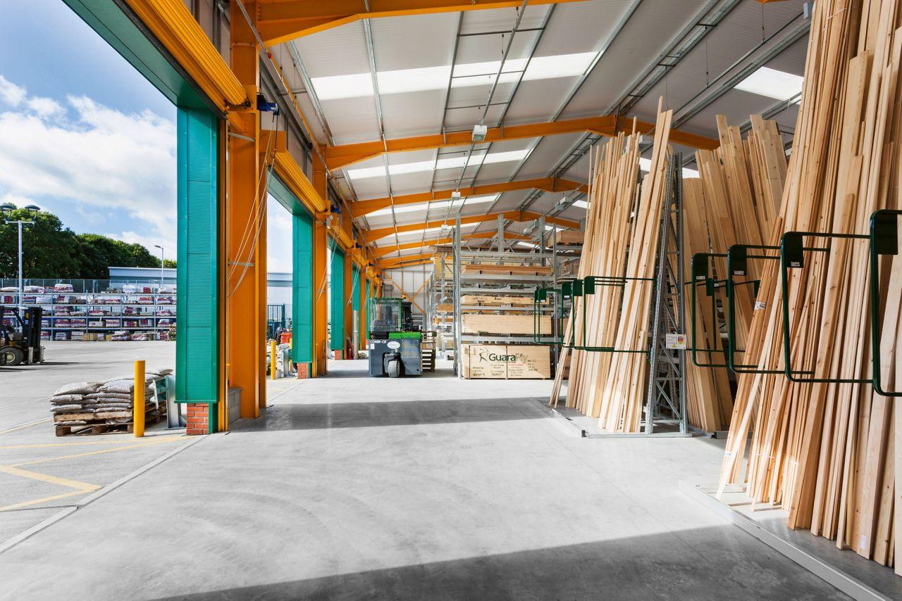 Baufachhandel