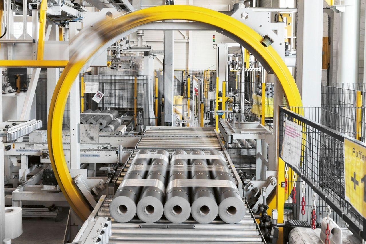 Herstellung von Abdichtungsmembranen