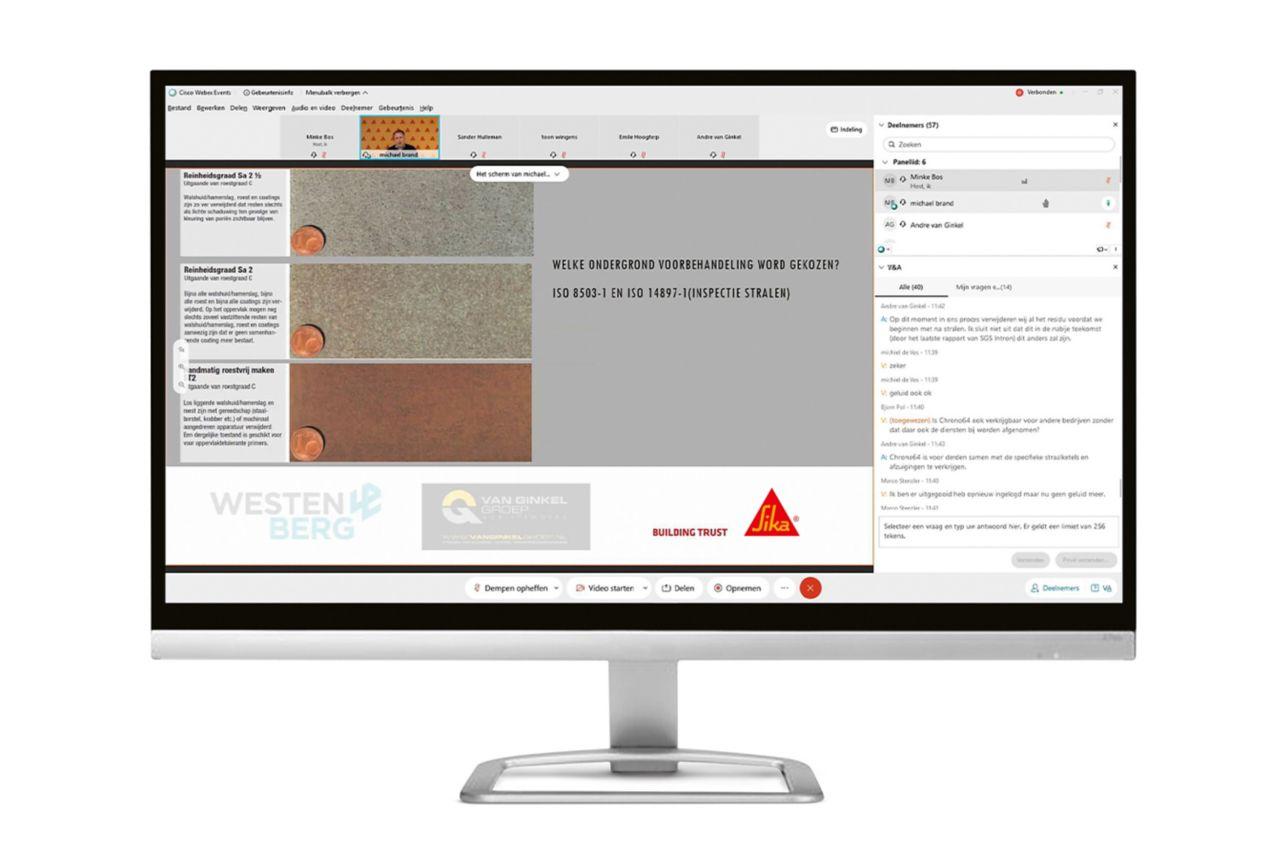 Sika Netherlands Online Training