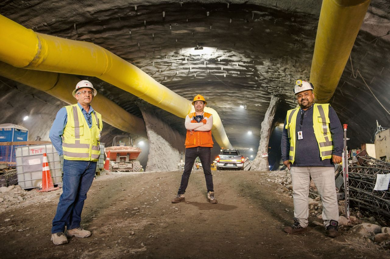 Sika Chile – Team Infrastructure